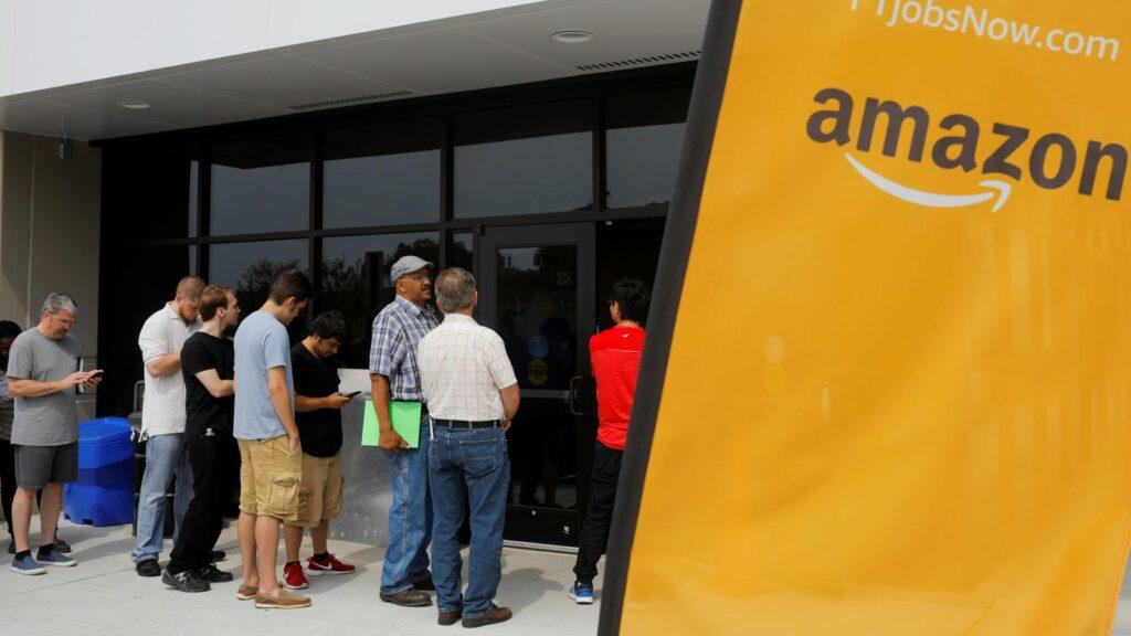 Job in Amazon